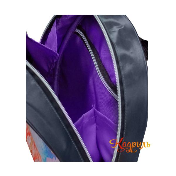 Детский рюкзак с гимнасткой яркий. Рис. 4