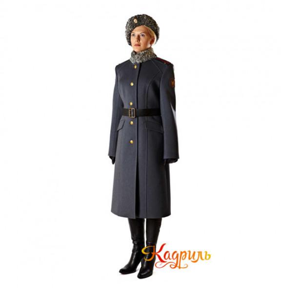 Парадная форма военнослужащих женщин. Рис. 2