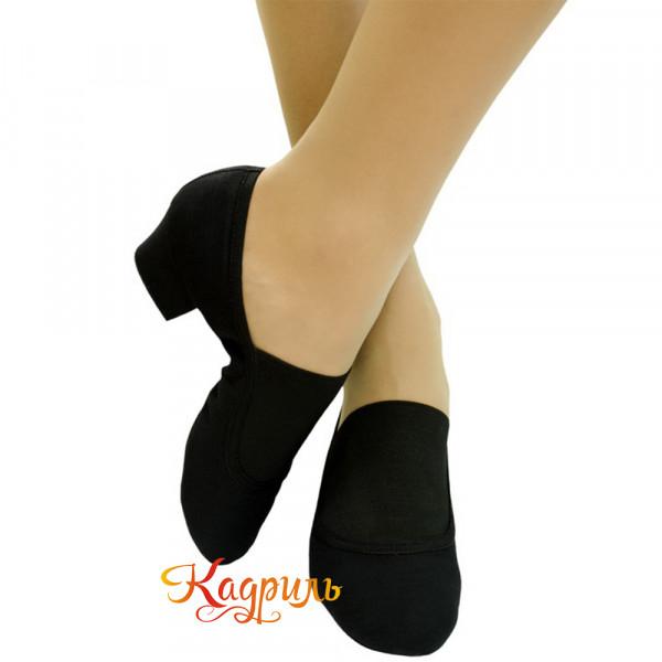 Туфли тренировочные тканевые 2. Рис. 1