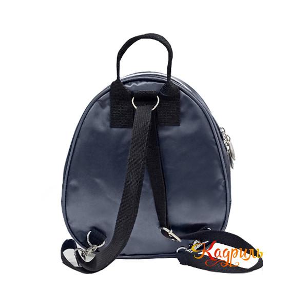 Детский рюкзак с гимнасткой яркий. Рис. 3