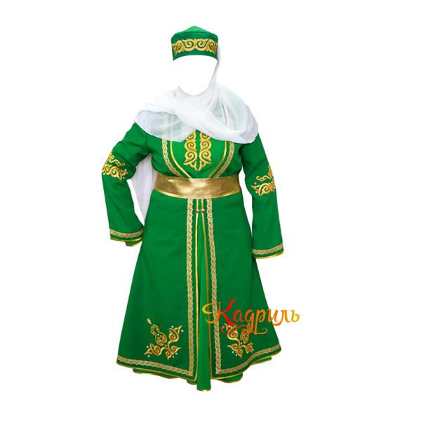 Костюм азербайджанский женский. Рис. 2