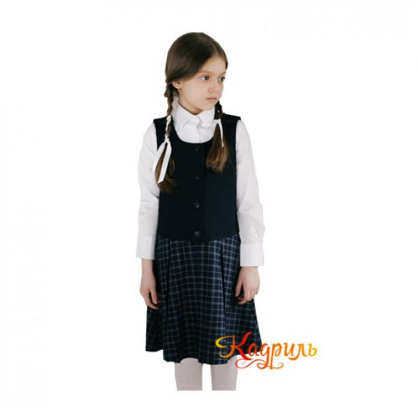 Школьная форма подростковая. Рис. 1