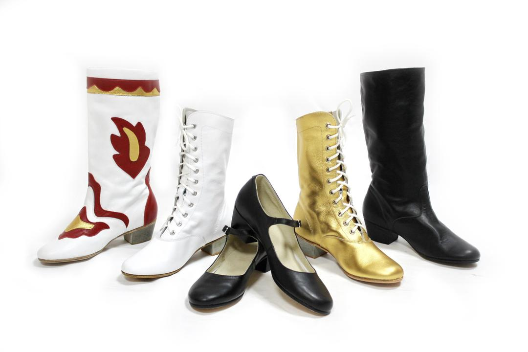 Танцевальная обувь Тюмень