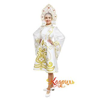 Народные русские костюмы танцевальные