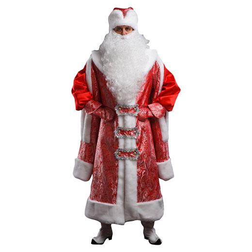 фото костюмы деда мороза