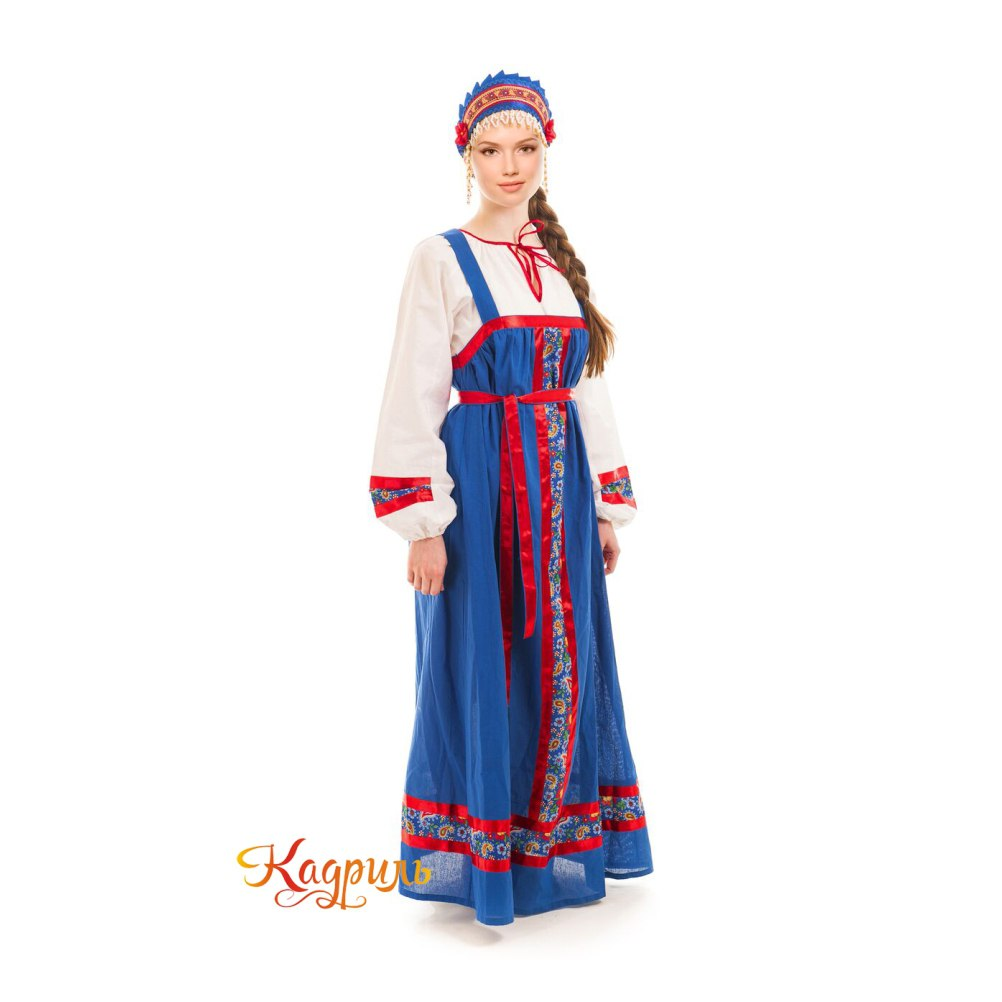 Фото Русские сценические костюмы