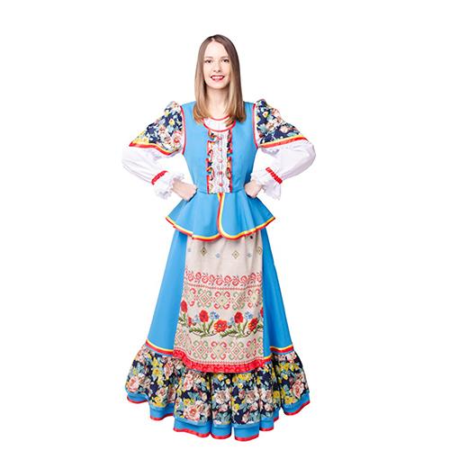 фото Женские костюмы казачки