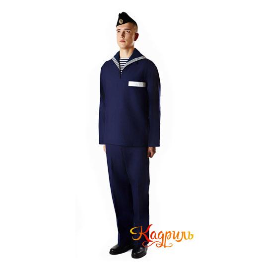 Фото Военная форма для школьников