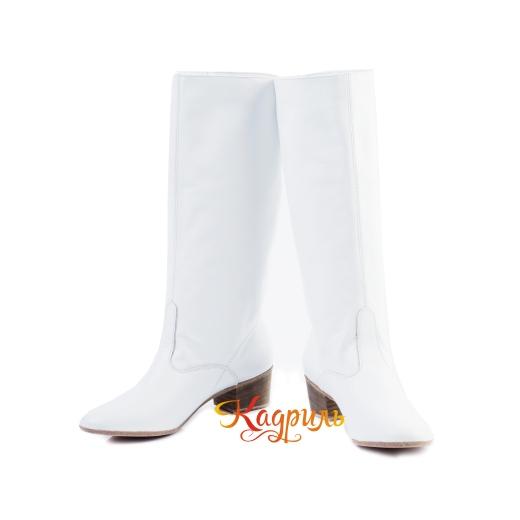 Фото Сценическая обувь для народных танцев